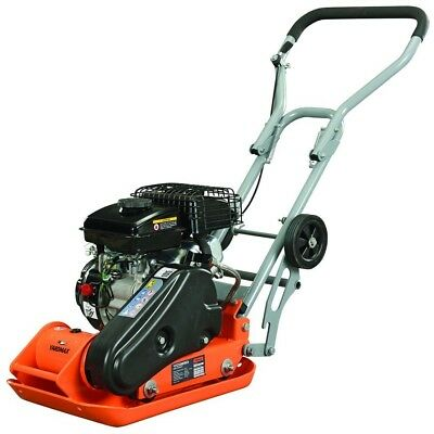 Compaction Force Plate Compactor, YARDMAX 1850 lb., Residential Paving Projects