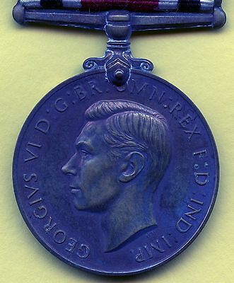 George VI Special Constabulary Long Service Medal (30.5 Grams 35mm)