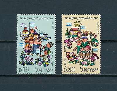 Israel  362-3 MNH, Independence Day, 1968