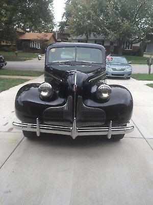 1939 Buick Series 40  1939 Buick