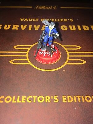 28mm Painted Fallout Miniature Sole Survivor And Dogmeat