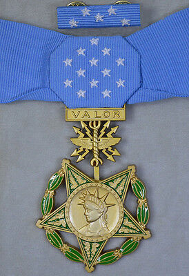 Cased US WW2 WW1 Congressional Order of MEDAL HONOR of AIR FORCE Selten Rare!!