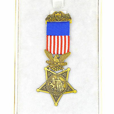 US Congressional Civil War 1862-1895 Army Order of Medal Honor of Type 1 Rare!!