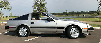 1984 Nissan 300ZX  One Family Owner Nissan 300ZX Turbo