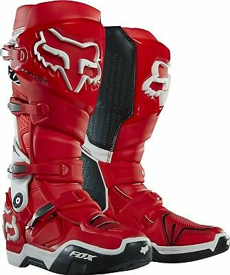 Fox Racing Instinct Boots Motocross Boots- Size 10 New