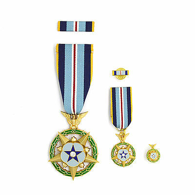 US Order NASA Space MOH,Congressional Space Medal of Honor in Case,Rare!!