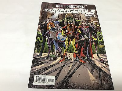 Rich Johnstons The Avengfuls #1 (Boom/2015-S18) Comic Book Lot Of 1