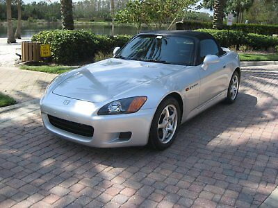 2002 Honda S2000  2002 Honda S2000   Ultra low mileage only 30K, Completely Stock, , Florida car!!