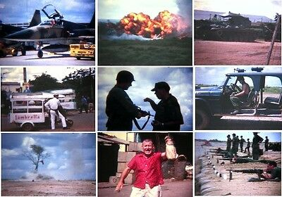 Bien Hoa 3rd SPS Vietnam War home movies DVD F-5 bombing runs Security Police Sq