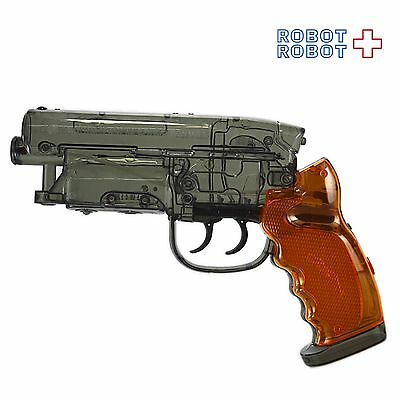 Blade Runner Blaster 2019 ver TYPE Water Gun Pistol Clear Black Color