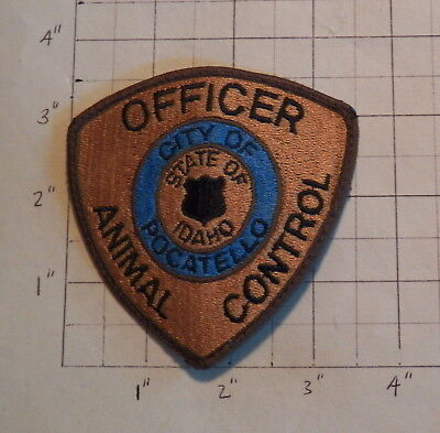 Pocatello (ID) Animal Control OFFICER Patch
