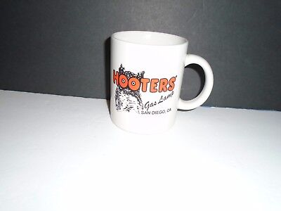 Hooters Gas Lamp San Diego Delightfully Tacky Yet Unrefined Coffee Mug