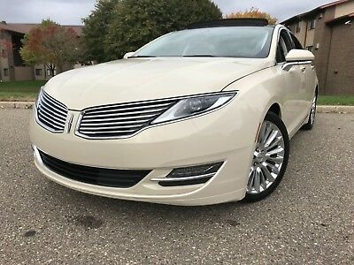 2016 Lincoln MKZ/Zephyr Pano/metallic dune massage brown seats 2016 LINCOLN MKZ  PANORAMIC ROOF MASSAGE SEATS