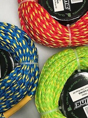 Ski Tube Rope Proline 60 Foot for 1,2 or 3 Person Tubes