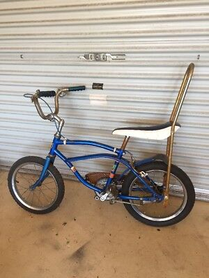 Sonycycle Dragster Dragstar Bike Bicycle 16 Inch Frame Complete Very Old Find
