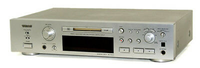TEAC MD-5MKII Silver MD deck MDLP compatible full size component Used