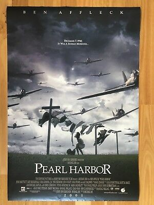 Pearl Harbour Movie Poster #1