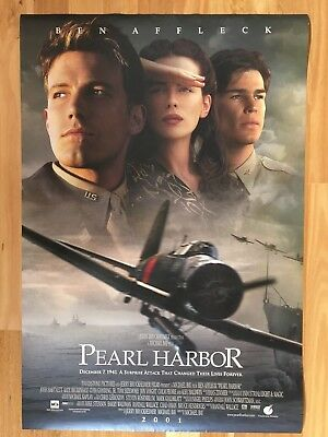 Pearl Harbour Movie Poster #2
