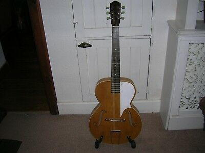 1930s/40s vintage Kay ? Harmony ? Orpheum ? Archtop guitar