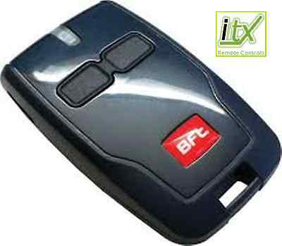 1 X AUTHENTIC BFT MITTO B2 Remote Control - BEWARE OF FAKES BUYER...!