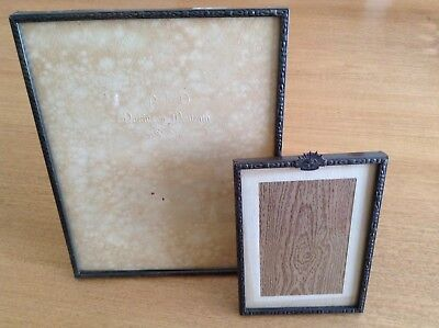 Ww11 Australian Commonwealth Military Forces Vintage Set Of Picture Frames.