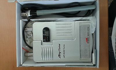 Amplificador movil AnyTone at600 turbo