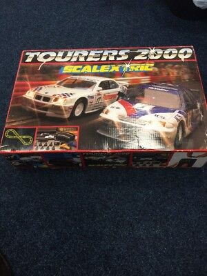 Scalextric Tourers 2000