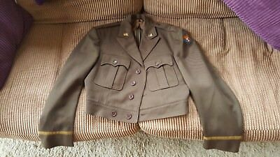 Original WW2 US Army Officers Tunic