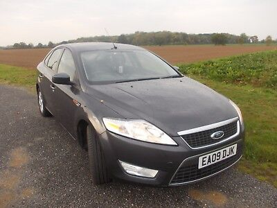 2009 Ford Mondeo Zetec 1.8 Tdci Very Clean Full History!