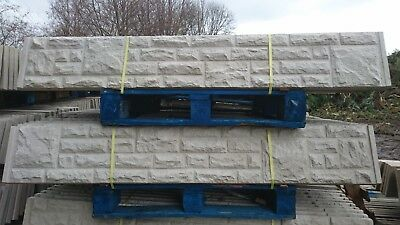 Reinforced Concrete Gravel Boards (Various sizes available) £5.50 - £6 Each