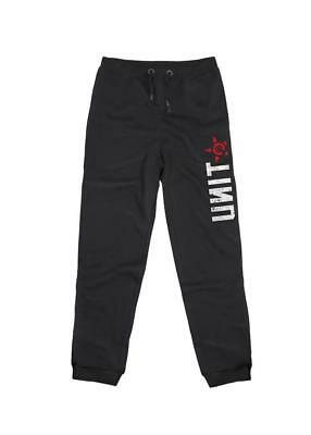 On Sale Unit CONDUCT YOUTH TRACKPANT Trackies Casual Full Length Pants 12 14
