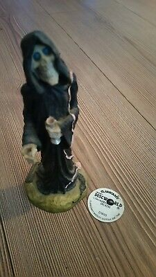 Discworld - Clarecraft  Death at a Party figure