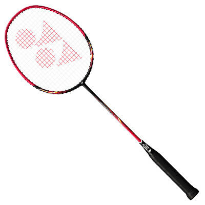 Yonex Nanoray 10F Badminton Racket Red