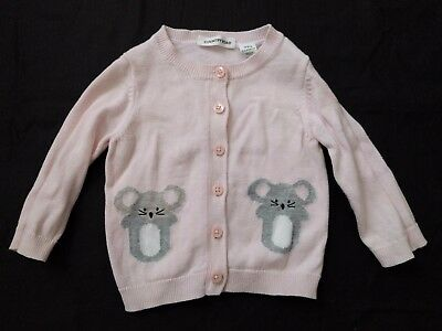 Country Road 000 (0-3 Months) Baby Girls Cardigan