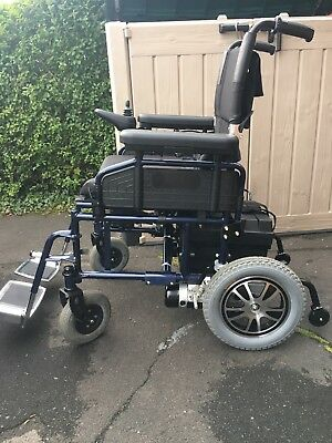 Electric Wheelchair Aries Better Life SOLID TYRES!!!
