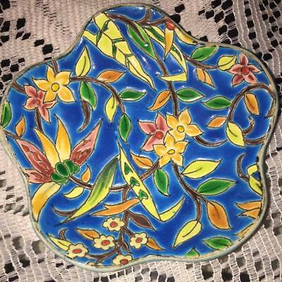 Caprice Longwy France Trinklet Bowl Made In France