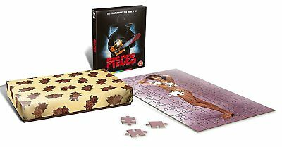 Pieces  Blu-Ray  Deluxe Limited Edition Arrow Video Castellano, Includes Puzzle