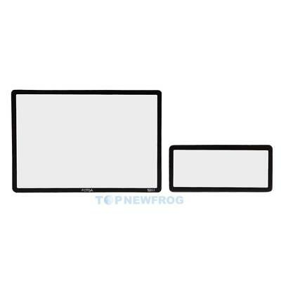 Fotga Hard Optical Glass LCD Screen Protector For Canon EOS 5D MARK III TN2F