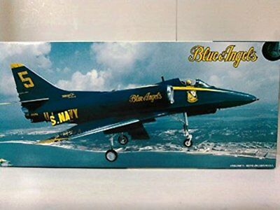 Fujimi model 1/72 cult graph made decals with A-4F / TA-4J Blue Angels