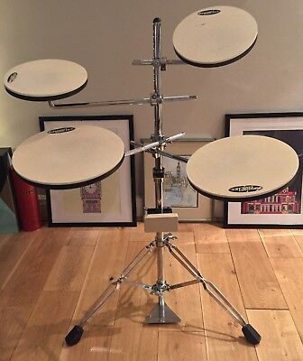 DW Go Anywhere™ 5-Piece Practice Drum Kit (Collection Only)