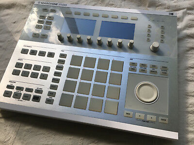 Native Instruments Maschine Studio White Komplete 11 Select + tons of extras!