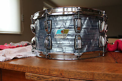 "Ludwig Classic Maple Snare Drum 6.5"" X 14"""