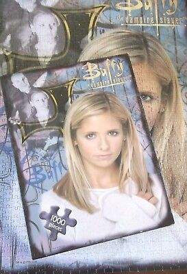 Buffy The Vampire Slayer 1000 Piece Jigsaw Puzzle
