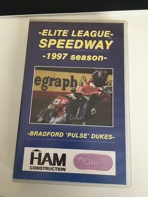 Bradford VS Peterborough 1997 Elite league Video