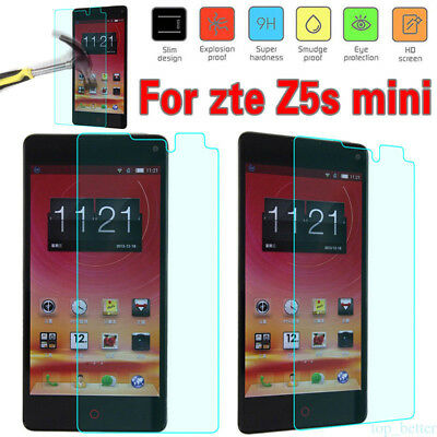 Genuine Tempered Glass Screen Protector Film Fr ZTE Blade A512/A570 Mobile Phone