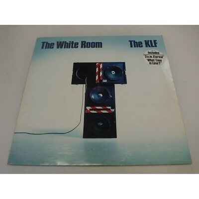 The KLF The White Room 1991 Original Vinyl LP