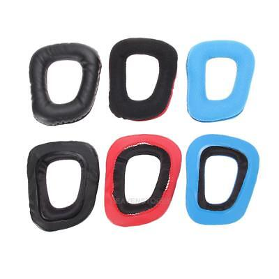 Replacement Ear Pads Cushions for Logitech G35 G930 G430 F450 Headphones hv2n