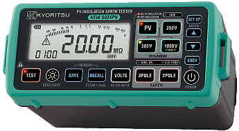 KEW 6024PV  PV Insulation Earth Tester