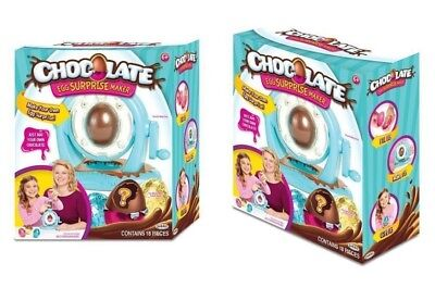 Chocolate Egg Surprise Maker  - GREAT CHRISTMAS GIFT * REDUCED*