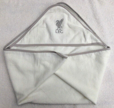 Liverpool FC Baby Hooded Bath Towel